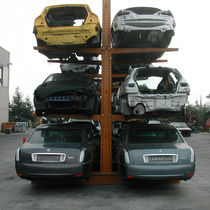 cantilever racking for car scrap yard  RAYONOR