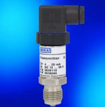 capacitive ceramic pressure sensor 0.8 - 1.2 bar Lufft