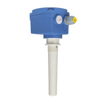 capacitive level sensor for bulk products Capanivo® CN4000 UWT GmbH Level Control