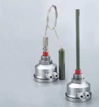 capacitive level sensor for bulk products  AECO