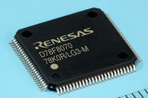 capacitive touch microcontroller  Renesas Electronics