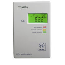 carbon dioxide (CO2) detector CE |G01-CO2-B3 series Tongdy Control Technology Co., Ltd
