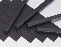 carbon plated fabric-over-foam EMI shielding gasket  shen zhen HFC shielding product