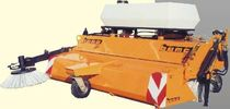 carrier vehicle mount street sweeper 2050 - 2850mm | 35 Dual Bema