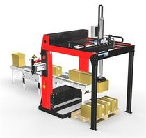 cartesian palletizing robot  Soco System