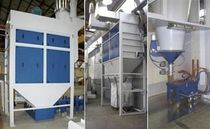 cartridge dust collector for powder coating  Euroimpianti