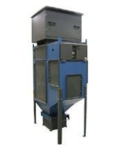 cartridge dust collector: pulse jet 2 500 - 60 000 m³/h | HF series AFW Lufttechnik GmbH