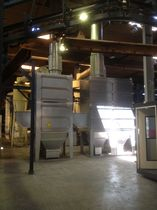 cartridge dust collector : reverse pulse 1 400 - 25 000 m³/h | DMAC KMI - FILT'AIR - HARRY