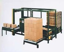 case palletizer 30 p/min Ouellette Machinery Systems