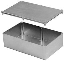 cast aluminum enclosure Econobox BUD INDUSTRIES
