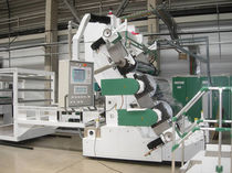 cast film extrusion line 0.15 - 50 mm Kuhne GmbH
