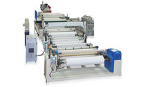 cast film extrusion line  Chi Chang Machinery Enterprise Co., Ltd.