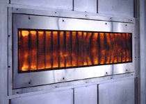catalytic infrared gas heater max. 1 700 &deg;F | WIS series Wisconsin Oven