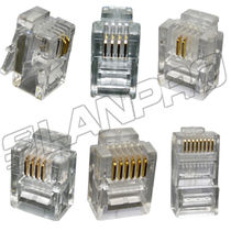 category 3 telephone plug  LanPro Inc