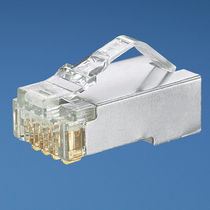 category 5e modular jack connector  PANDUIT