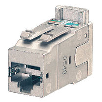 category 6 modular jack connector RJ45 | 41457    Mennekes