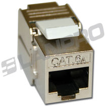 category 6a modular jack connector  LanPro Inc