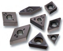 CBN cutting insert BC8020 series MITSUBISHI MATERIALS