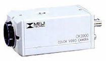 CCD video camera  MEIJI TECHNO