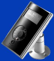 CCTV camera 100 - 240 V AC, 433 MHz SMART Technologies ID GmbH