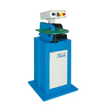 centerless belt grinding-polishing machine max. ø 20 mm | ART.78 ACETI MACCHINE
