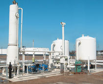 centralized fume extraction and filtering system  John Zink Company