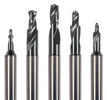 centre drill bit ø 0.4 - 6 mm | CrazyDrill Pilot™ Mikron Machining Technology
