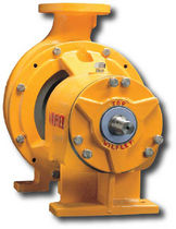 centrifugal chemical process pump max. 5 000 gpm (1 135 m³/h) | Model A7 A.R. Wilfley & Sons