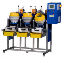centrifugal disc finishing machine 8 - 40 l | FMSL 8 series  Bel Air Finishing Supply