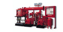 centrifugal engine-driven pump for fire fighting Foc series Bombas Ideal