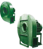 centrifugal fan 800 - 5 000 m&sup3;/h | GCH series RIELLO