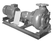centrifugal slurry pump DN 15 - 150, 140 l/s | KS series pompe rotomec