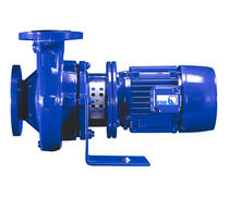 centrifugal transfer pump max. 670 m&sup3;/h, max. 95 m | Etabloc series KSB