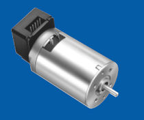 ceramic permanent magnet DC electric motor 14.9 W, 12 - 24 VDC | IM-15 Globe Motors