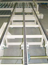 chain conveyor for pallet transfer  TRAPO