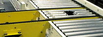 chain conveyor for pallet transfer  Viastore Systems