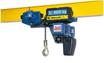 chain hoist with low headroom trolley 125 - 4 000 kg | DMK series  DONATI SOLLEVAMENTI