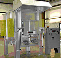chamber furnace 300 - 2 000 °F Thermo Transfer Inc.