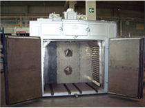 chamber furnace for aluminum strip and foil  Gadda Industrie srl