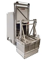 chamber type quench furnace max. 1 400 °F | SDB series Wisconsin Oven