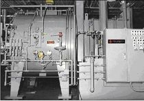 chamber type quench furnace  Thermo Transfer Inc.