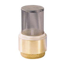 "check valve strainer 3/8"" - 4"", 10 bar 