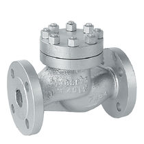check valve DN 15 - 250, max. 63 bar | 337 series Mival