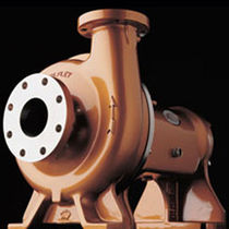 chemical centrifugal slurry pump max. 2 000 gpm (454 m³/h) | S3 A.R. Wilfley & Sons