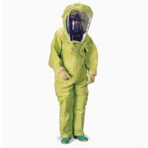 chemical protective clothing: gas-tight suit WPL854 New Pig