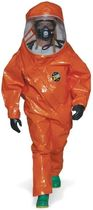 chemical protective clothing: gas-tight suit Class 2 | Zytron 500 Kappler