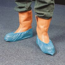 chemical protective clothing: shoe covers  Protecta Screen