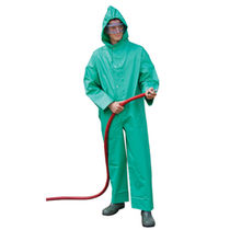 chemical protective clothing: suit  JSP