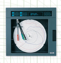 circular chart recorder IP65 | 392 EUROTHERM PROCESS