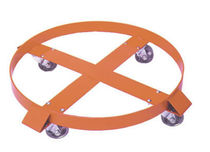 circular metal dolly 900 - 1 000 lbs Wesco